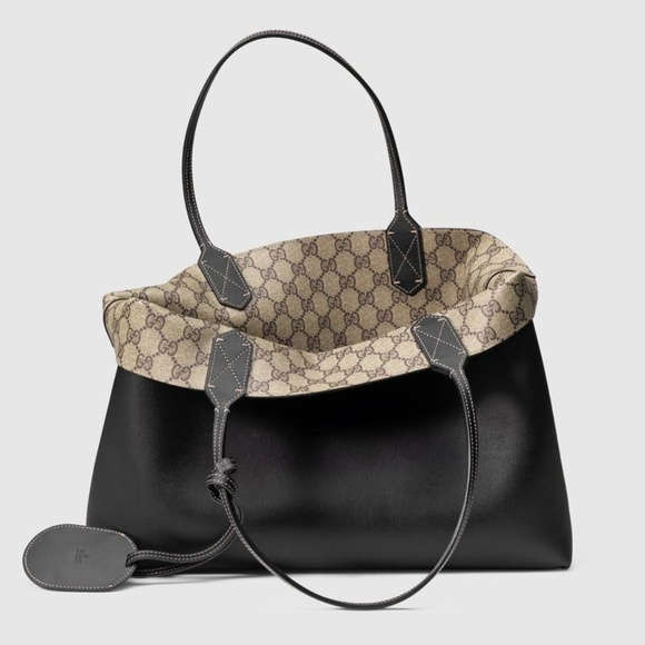74233881c Gucci Bags | New Reversible Gg Large Tote | Poshmark
